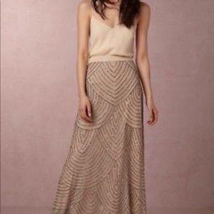 Dresses & Skirts - BHLDN top/skirt